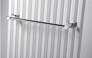 Poręcz na ręczniki chromowana do grzejników ZANA 720mm 128322800000099