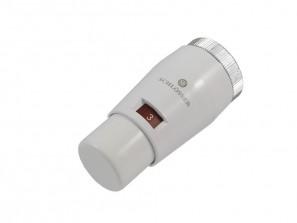 601100031 Głowica termostatyczna Mini M30x1,5 Biała