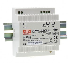 Zasilacz prądu stałego DR60