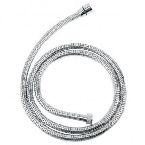 Wąż natryskowy L-200cm z nakrętką stożkową wzmocniony, W72