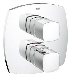 Bateria termostatyczna do obsługi jednego wyjścia wody Grandera 19934 000