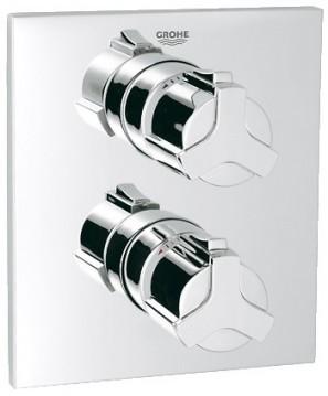 Bateria termostatyczna do obsługi jednego wyjścia wody Allure 19380 000