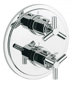 Bateria termostatyczna do obsługi jednego wyjścia wody Atrio 19394 000