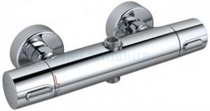 Ceratherm 100 new - bateria termostatyczna natryskowa ścenna Ideal Standard A4639AA