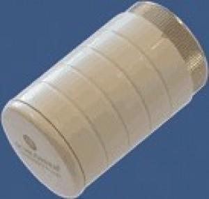 603000010 Pokrętło białe z gwintem przyłączeniowym M30x1,5