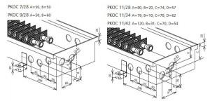 BRUGMAN PKOC 11 110/280/2400 22,5W