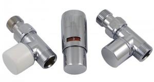 603400010 Zestaw termostatyczny Elegant Mini 1/2 x M22x1,5, prosty, chrom