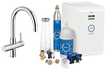 GROHE Blue® Chilled & Sparkling