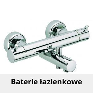 Baterie łazienkowe