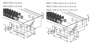 BRUGMAN PKOC 9 90/280/1600 12W