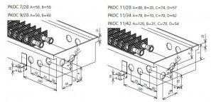 BRUGMAN PKOC 9 90/280/2400 22,5W