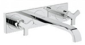 3-otworowa bateria umywalkowa Allure ,DN 15 20192 000