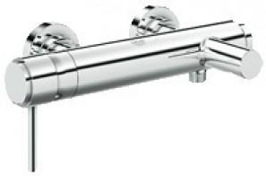 Jednouchwytowa bateria wannowa Atrio 32652 001