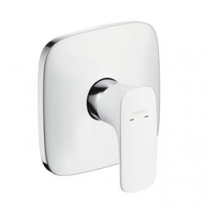 Bateria prysznicowa HANSGROHE PuraVida biały/chrom 15665400