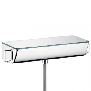 Bateria prysznicowa termostatyczna HANSGROHE Ecostat Select biały/chrom, 13161400