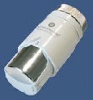 600100011 Głowica SH Diamant Plus biała-chrom
