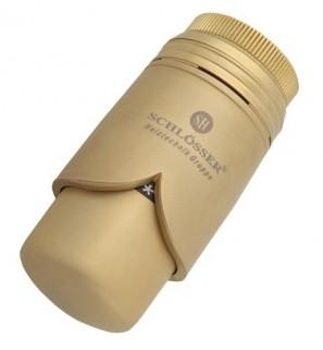 600200006 Głowica SH Brillant złoto mat
