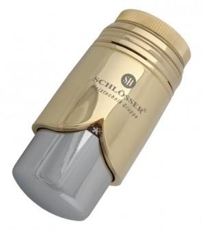 600200009 Głowica SH Brillant złoto-chrom