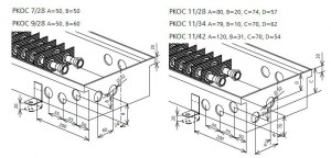 BRUGMAN PKOC 11 110/340/1200 11W