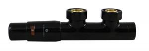 602100103 Zestaw Duo-plex z głowicą Mini, 3/4 x M22x1,5, figura prosta, 2 szt. nypel 1/2x3/4