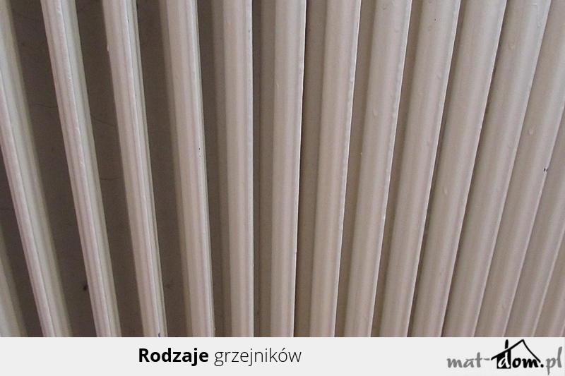 Rodzaje grzejników - sklep mat-dom.pl