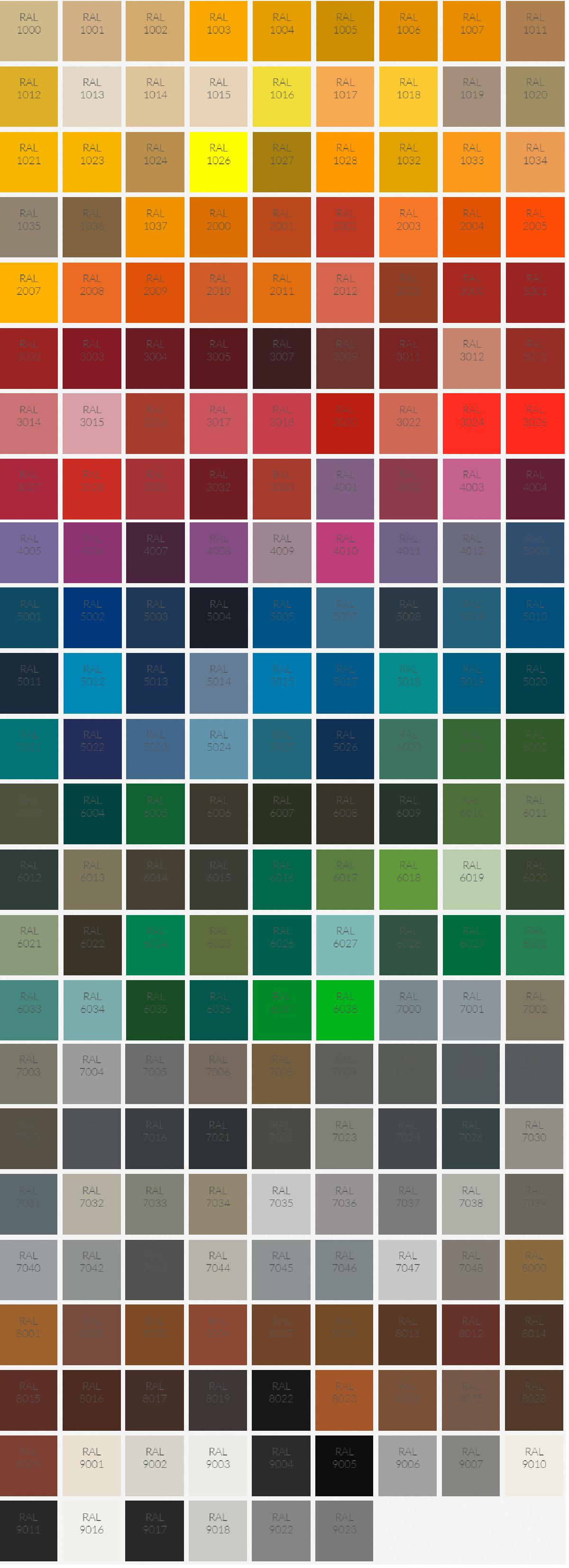 Paleta Termix